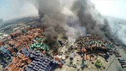 Nổ nhà máy ở Trung Quốc, 6 công nhân thiệt mạng