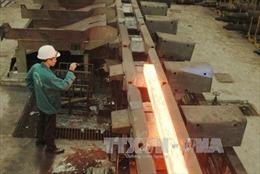 Thép xuất khẩu tăng mạnh