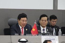 Việt Nam đóng góp tích cực vào Phong trào Không liên kết