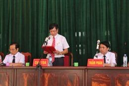 Xử nguyên Chủ tịch xã Vụ Bản bán đất trái phép