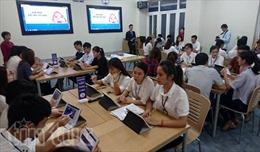 """Samsung tặng ĐH Y Dược Thái Nguyên """"Giảng đường thông minh"""""""