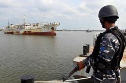Indonesia bắt giữ hai tàu Trung Quốc đánh cá trái phép
