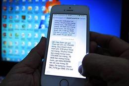 Lậptổng đài số 5656 miễn phí nhận phản ảnh về tin nhắn rác, cuộc gọi rác