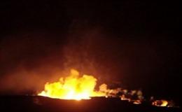 Syria mở đợt tấn công mới, bom nổ rầm trời ở Aleppo