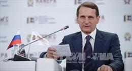 Nga thay Giám đốc Tình báo đối ngoại