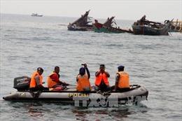 Malaysia bắt đầu đánh chìm tàu cá nước ngoài bị bắt giữ