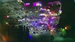 Xả súng tại trung tâm thương mại Mỹ, 4 người thiệt mạng