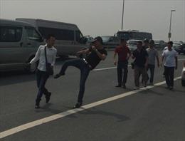 Hà Nội chỉ đạo xử lý nghiêm việc hành hung phóng viên báo Tuổi Trẻ