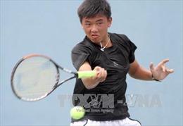 Lý Hoàng Nam giành 2 cúp vô địch Giải quần vợt quốc tế