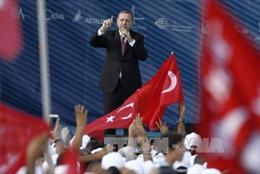 Thổ Nhĩ Kỳ nêu điều kiện bắt tay Mỹ chống IS