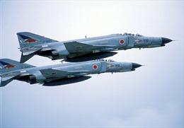 Nhật Bản điều chiến đấu cơ thị uy máy bay Trung Quốc