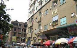 Giao Sở TNMT Hà Nội trả lời kiến nghị về cấp sổ đỏ chung cư
