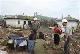 Mật vụ Triều Tiên siết chặt biên giới phòng đào tẩu hàng loạt