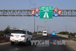 Cao tốc TP.HCM-Trung Lương sắp có trạm dừng nghỉ đầu tiên