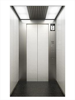 Thang máy không phòng máy chính thức ra mắt