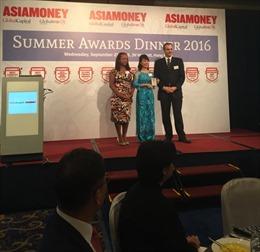 """SHB là """"Ngân hàng tốt nhất Việt Nam"""" 2016"""