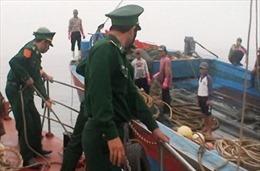 Xử nghiêm thuyền viên tấn công người thi hành công vụ