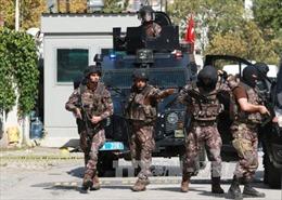 87 nhân viên tình báo Thổ Nhĩ Kỳ bị sa thải