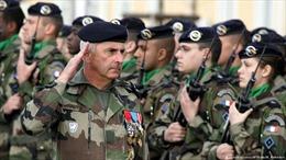 Quân đội chung EU không cạnh tranh với NATO