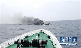 Tàu cá Trung Quốc chạy trốn, 3 thủy thủ vong mạng