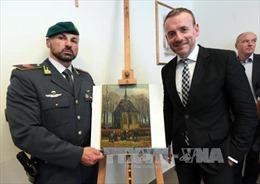 Tìm thấy tranh quý bị đánh cắp của Van Gogh tại Italy