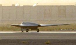 Iran trình làng máy bay tấn công không người lái thế hệ mới