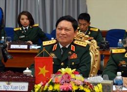 Việt Nam nêu ý kiến tại cuộc gặp Bộ trưởng Quốc phòng ASEAN-Hoa Kỳ