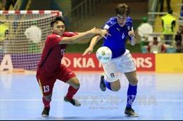 Việt Nam được trao giải Fair Play tại Futsal World Cup 2016