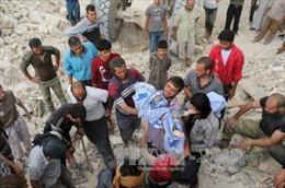Nga, Đức, Thổ Nhĩ Kỳ sẵn sàng tổ chức hội nghị 4 bên về Syria