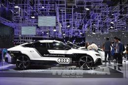Dàn xe sang lóa mắt tại Paris Motor Show 2016