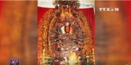 Tượng Phật nghìn tay nghìn mắt bị đánh cắp trong đêm
