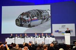 Nga triệu Đại sứ Hà Lan phản ứng kết quả điều tra vụ MH17