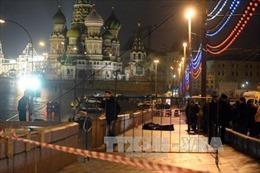 Xét xử vụ ám sát cựu Phó Thủ tướng Nga Nemtsov