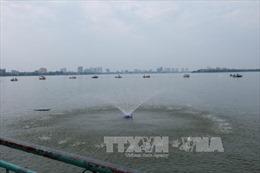Đề nghị triển khai một số biện pháp cải thiện chất lượng nước hồ Tây