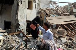 """Phiến quân Houthi thành lập chính phủ """"cứu quốc"""""""