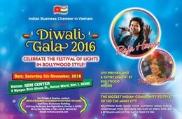 Lễ hội Ánh sáng Ấn Độ tại Việt Nam