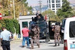 Thổ Nhĩ Kỳ bắt giữ 55 nhân viên tình báo, quân đội