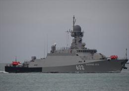Nga điều thêm 2 tàu chiến đến Địa Trung Hải