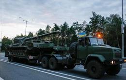 Nhóm Tiếp xúc về Ukraine đạt thỏa thuận rút quân