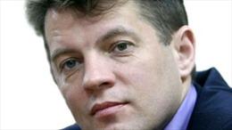 Ukraine triệu lãnh sự Nga về vụ bắt giữ nghi can gián điệp