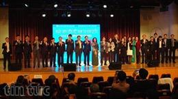 Sôi động Ngày Sinh viên Việt Nam tại Hàn Quốc