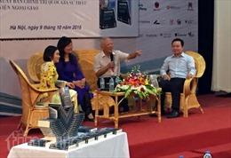 Nguyên Phó Thủ tướng Vũ Khoan: Chiều sâu của ngoại giao là văn hóa