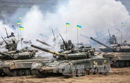 Ukraine trì hoãn rút quân ở miền Đông