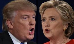 Trump-Clinton so găng nảy lửa lần hai