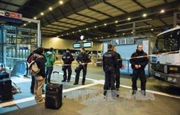 Đức siết chặt an ninh sau vụ nghi can khủng bố tẩu thoát