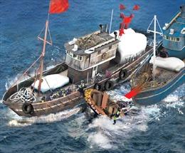 Hàn Quốc phản ứng vụ đụng độ với tàu cá Trung Quốc