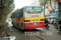 Khai trương 2 tuyến buýt mới ra ngoại thành Hà Nội