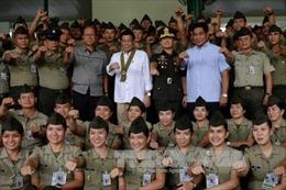 Philippines, Mỹ rút ngắn cuộc tập trận chung PHIBLEX 33