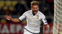Italy thoát hiểm ngoạn mục trên sân Macedonia