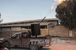 Phe đối lập Syria tìm kiếm vũ khí phòng không